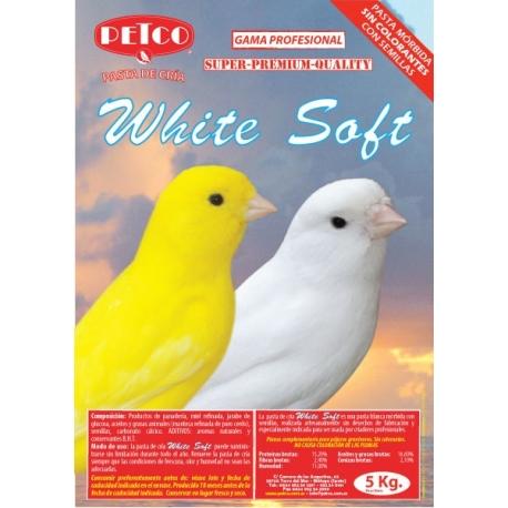 White Soft Pasta de Cría