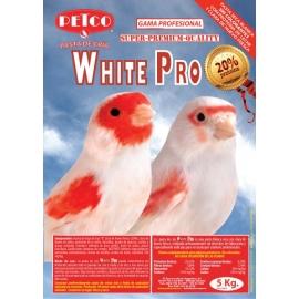 White Pro Pasta de Cría